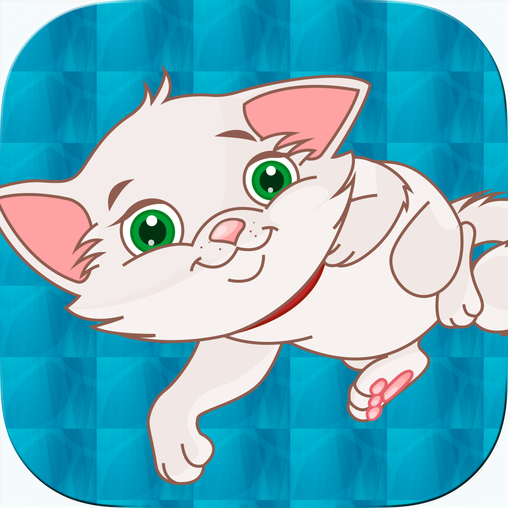 Flappy Cat Adventure - A Cute Splashy Kitten Arcade Game